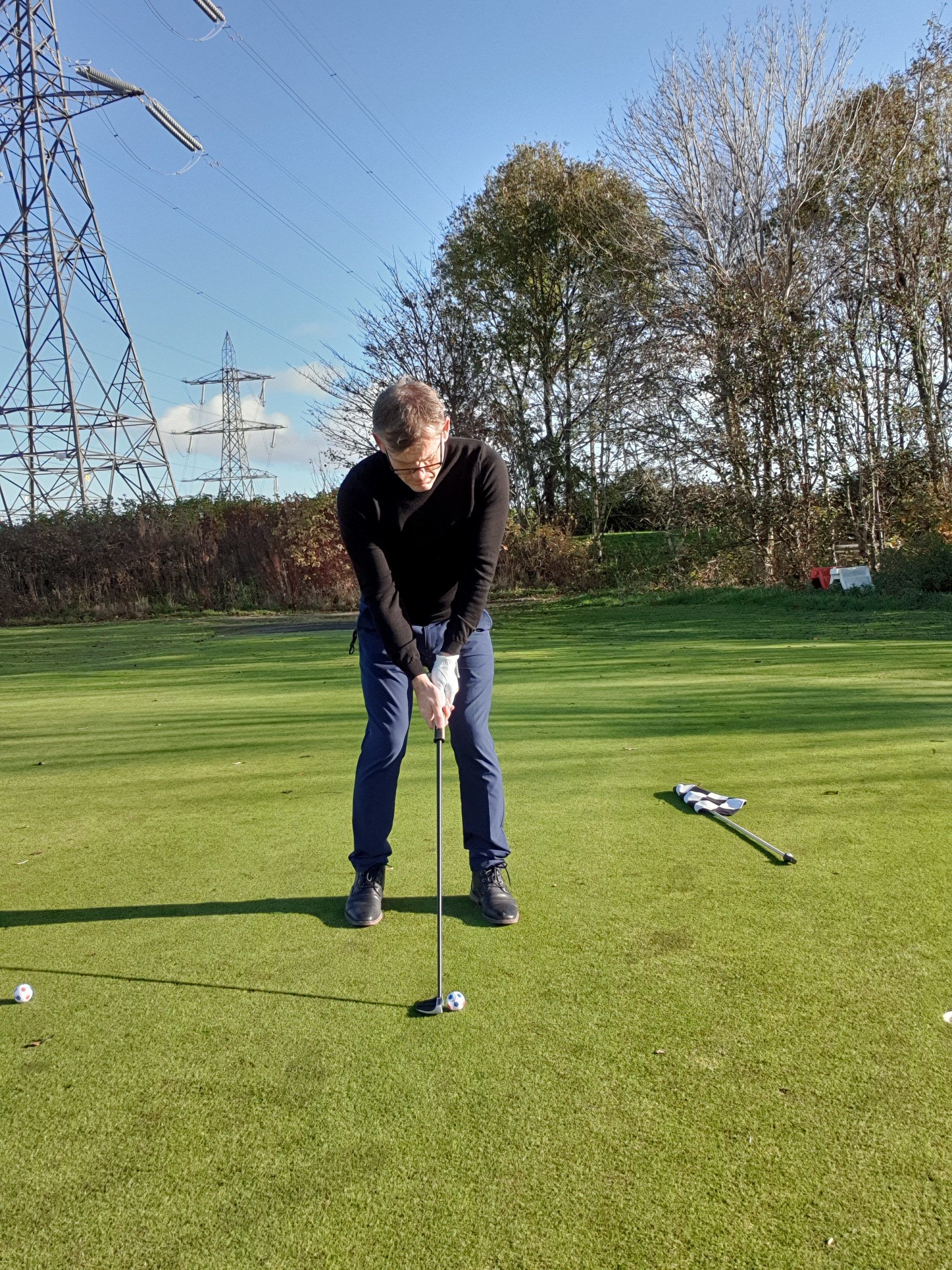 FGX – makers of revolutionary hybrid X putters
