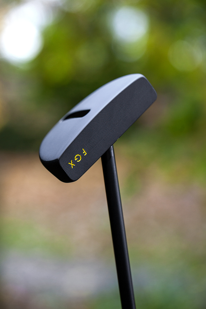 FGX make revolutionary long shafted hybrid putters