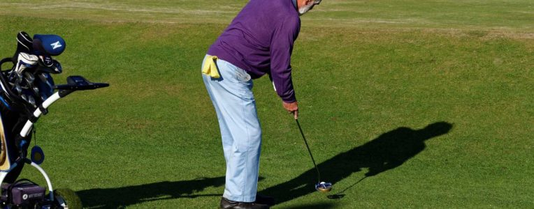 5 Easy Steps to Grip a Golf Club